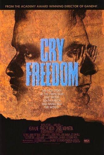 თავისუფლების ძახილი / Cry Freedom