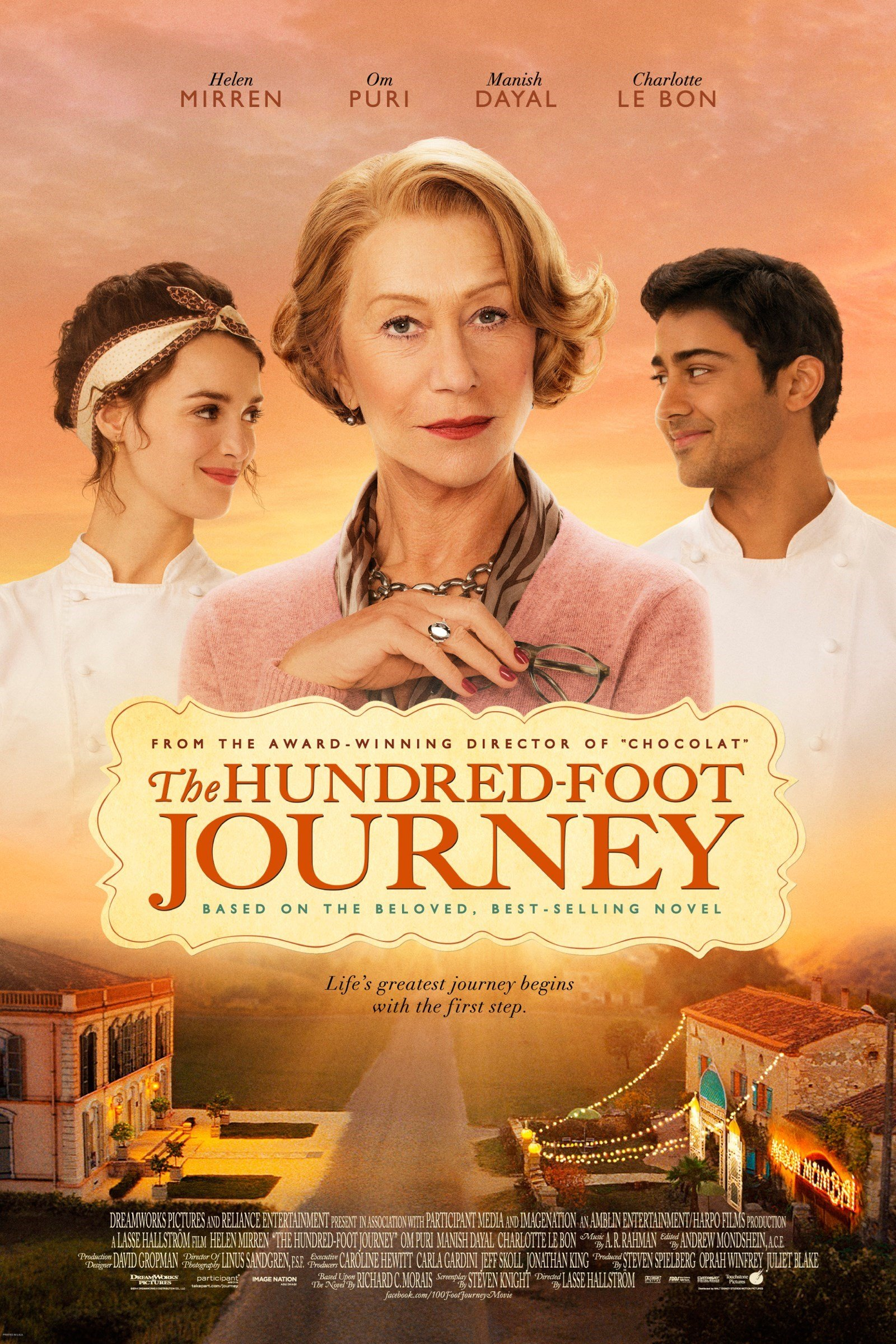 სანელებლები და ვნებები / The Hundred-Foot Journey