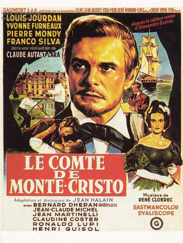 გრაფი მონტე კრისტო / The Story of the Count of Monte Cristo