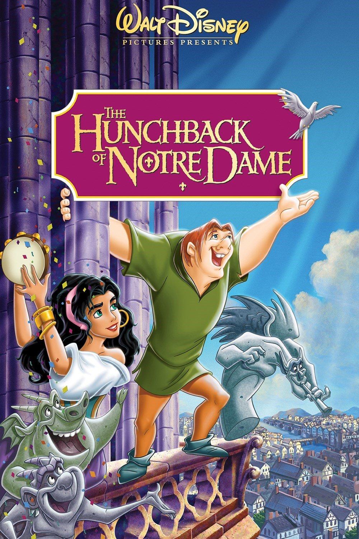 კუზიანი ნოტრ დამიდან The Hunchback of Notre Dame