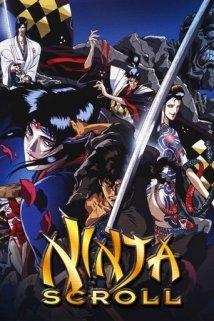 ნინძის მანუსკრიპტი Ninja Scroll (Jûbê ninpûchô)