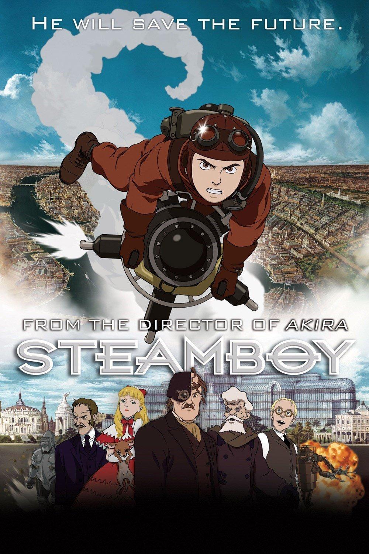 სთიმბოი / Steamboy