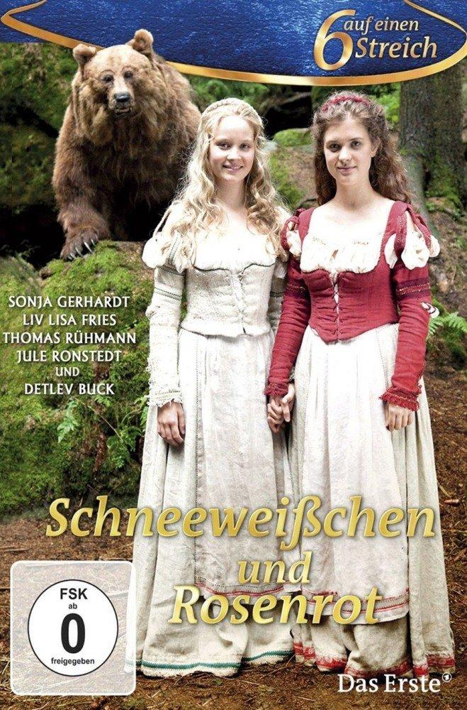 თეთრთოვლა და ვარდწითელა Schneeweißchen und Rosenrot