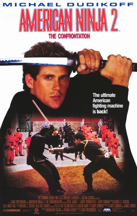 ამერიკული ნინძა 2: შებრძოლება / American Ninja 2: The Confrontation
