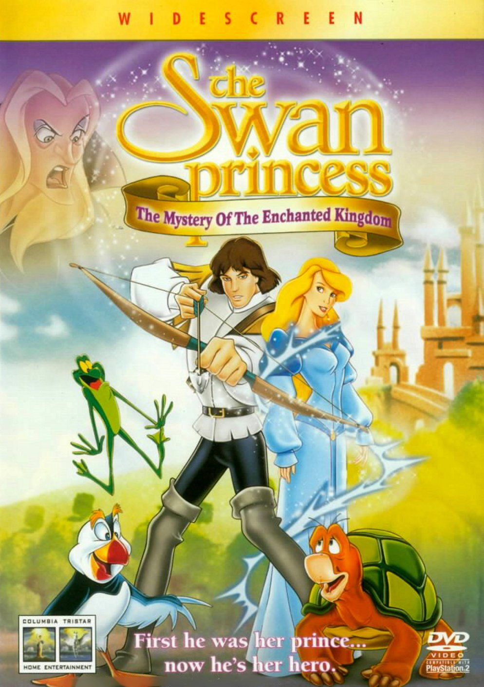 პრინცესა გედი 3 Swan Princess 3: The Mystery of the Enchanted Kingdom