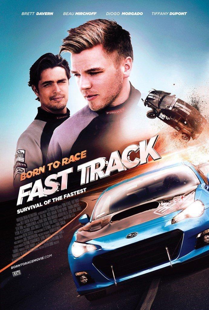 ნამდვილი მრბოლელი / Born to Race: Fast Track