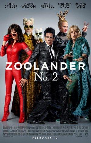 ზულენდერი 2 / Zoolander 2