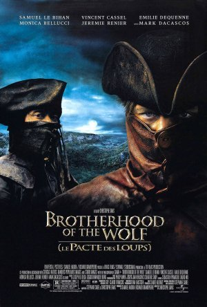 მგლის საძმო / Brotherhood of the Wolf