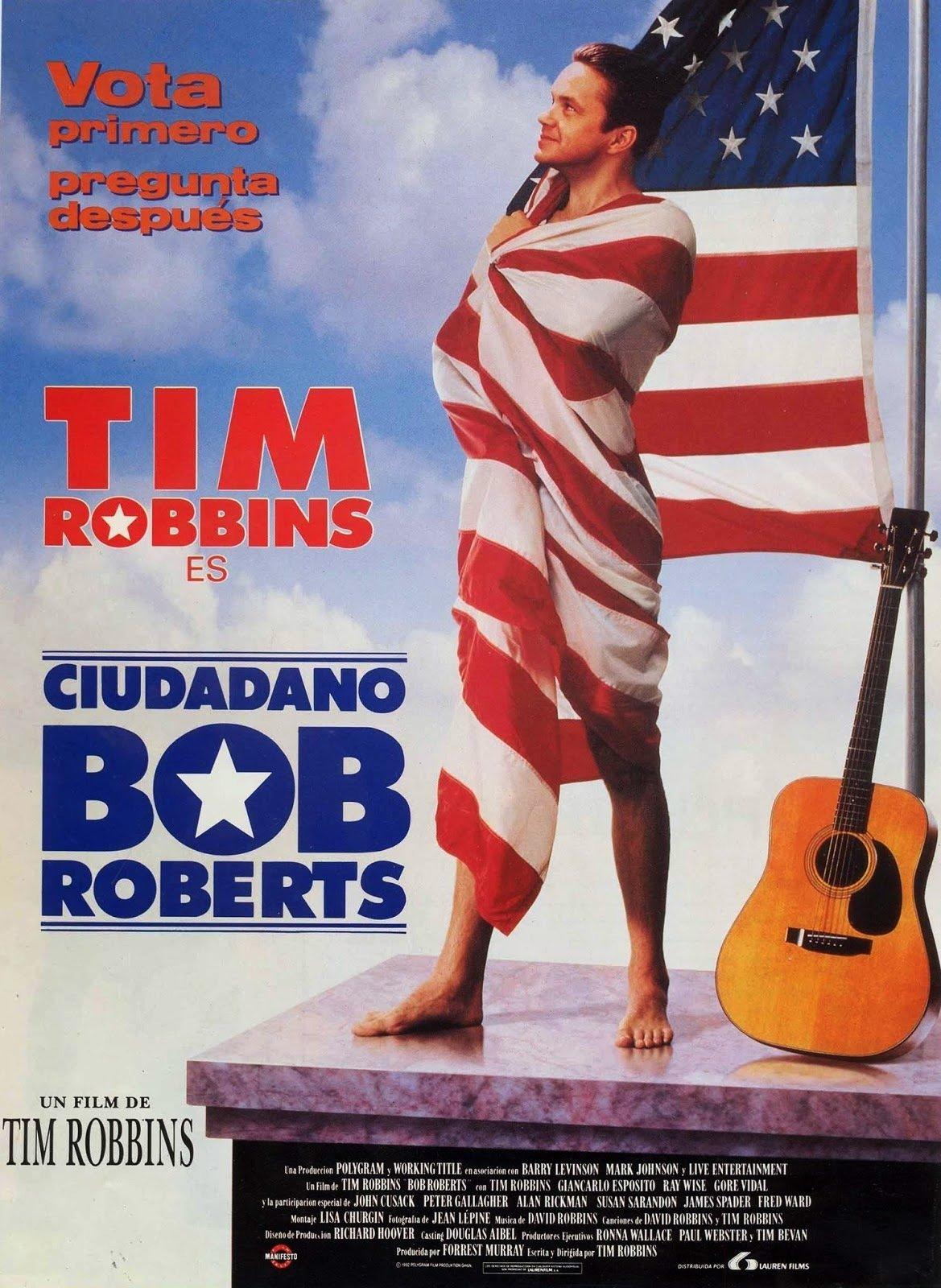 ბობ რობერტსი Bob Roberts