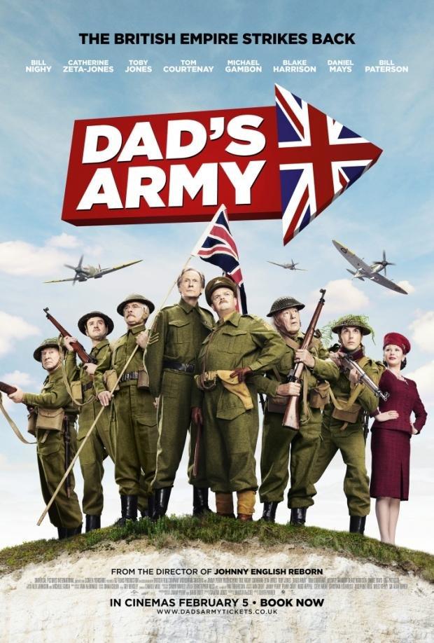 მამის არმია / Dad's Army