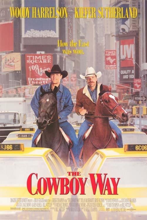 კოვბოებთან ასე მიღებულია / The Cowboy Way