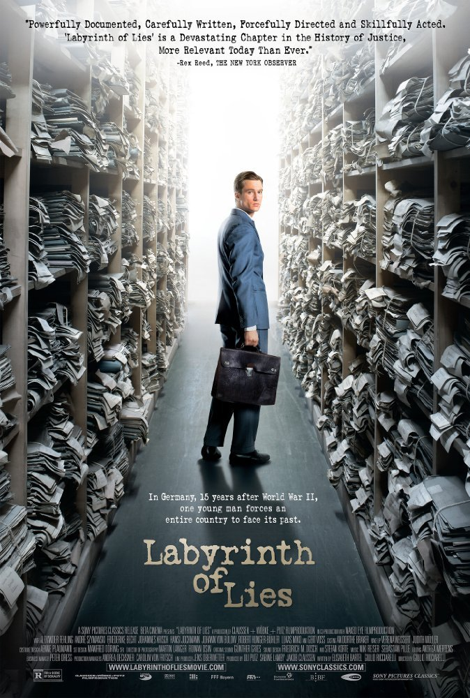 ტყუილის ლაბირინთი / Labyrinth of Lies
