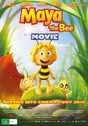 ფუტკარი მაია: ფილმი Maya the Bee Movie