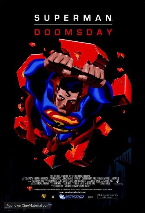 სუპერმენი: განკითხვის დღე / Superman: Doomsday