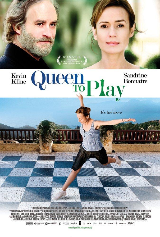 მოჭადრაკე / Queen to Play