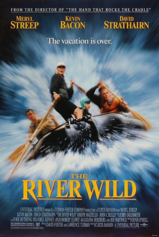 ველური მდინარე / The River Wild