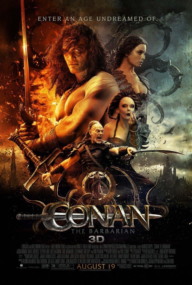 ბარბაროსი კონანი / Conan the Barbarian