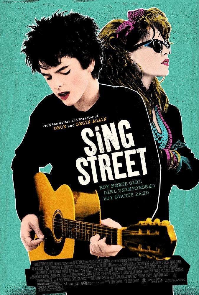 სიმღერის ქუჩა Sing Street