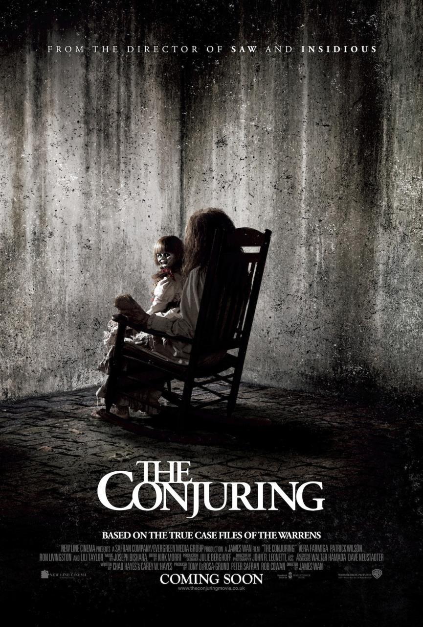 წყევლა / The Conjuring
