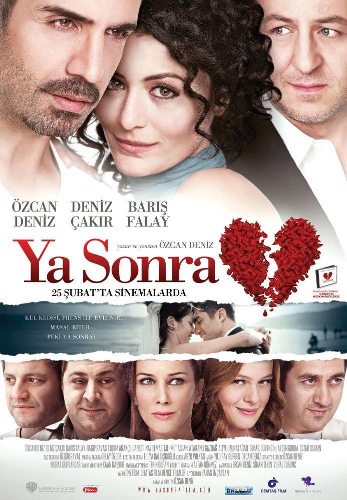 რა მოხდა მერე / Ya Sonra?
