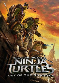 კუ ნინძები 2 / Teenage Mutant Ninja Turtles: Out of the Shadows