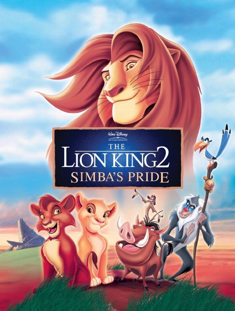 მეფე ლომი 2: სიმბას პრაიდი The Lion King 2: Simba's Pride