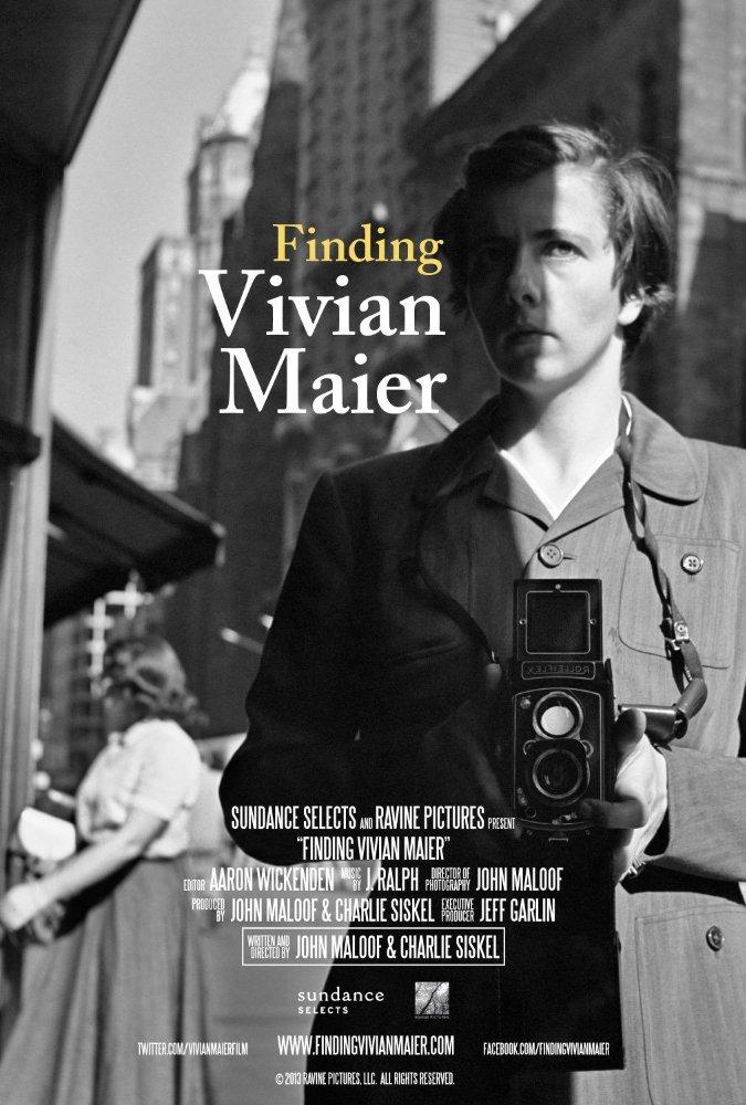 ვივიან მაიერის აღმოჩენა Finding Vivian Maier