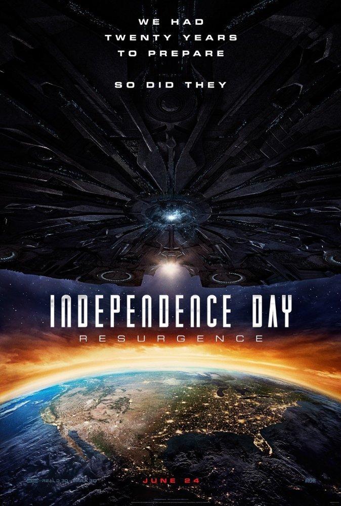 დამოუკიდებლობის დღე: აღზევება / Independence Day: Resurgence