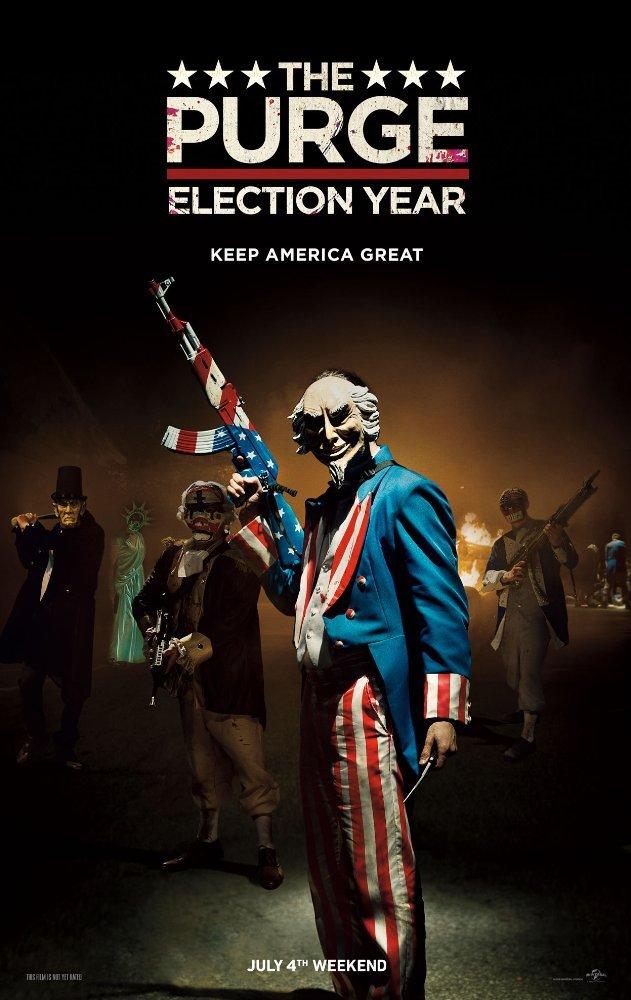 განკითხვის ღამე 3: არჩევნების ღამე / The Purge: Election Year