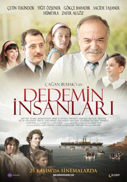 ბაბუაჩემის ხალხი / My Grandfather's People (Dedemin Insanlari)