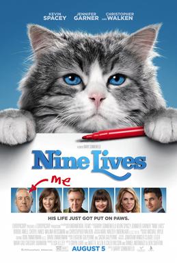ცხრა სიცოცხლე / Nine Lives