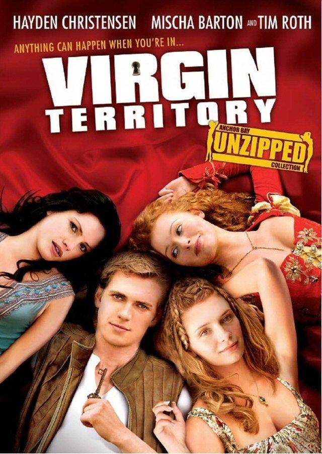 ქალწულების ტერიტორია / Virgin Territory