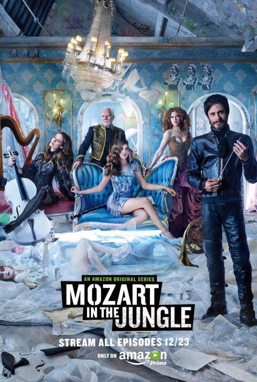 მოცარტი ჯუნგლებში სეზონი 1 Mozart in the Jungle Season 1