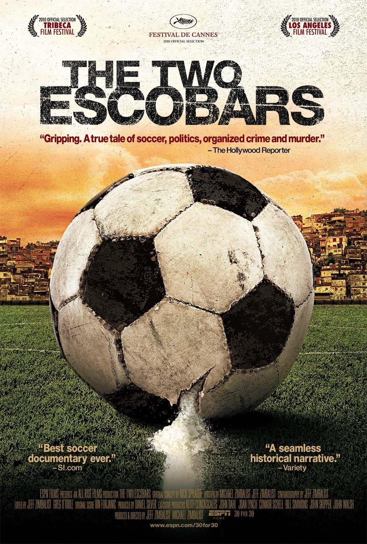 ორი ესკობარი / The Two Escobars
