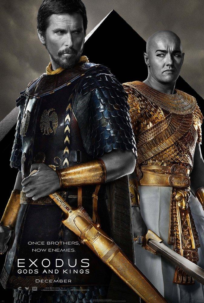 მოსე ღმერთები და მეფეები / Exodus: Gods and Kings