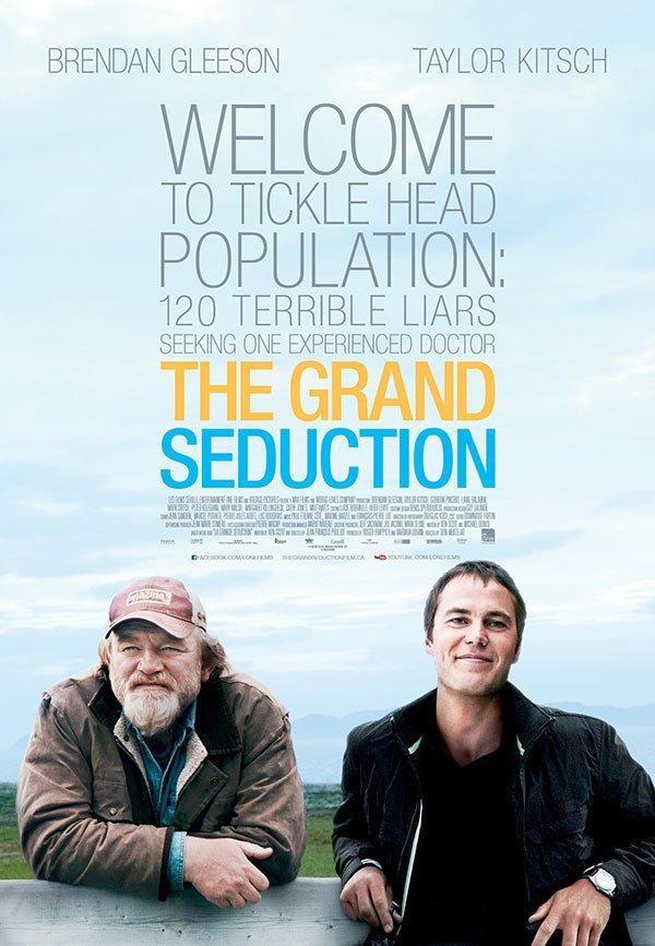 გრანდიოზული აფერა / The Grand Seduction