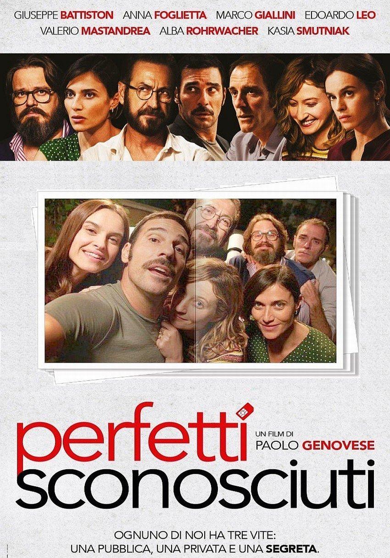 იდეალური უცნობები / Perfect Strangers (Perfetti sconosciuti)