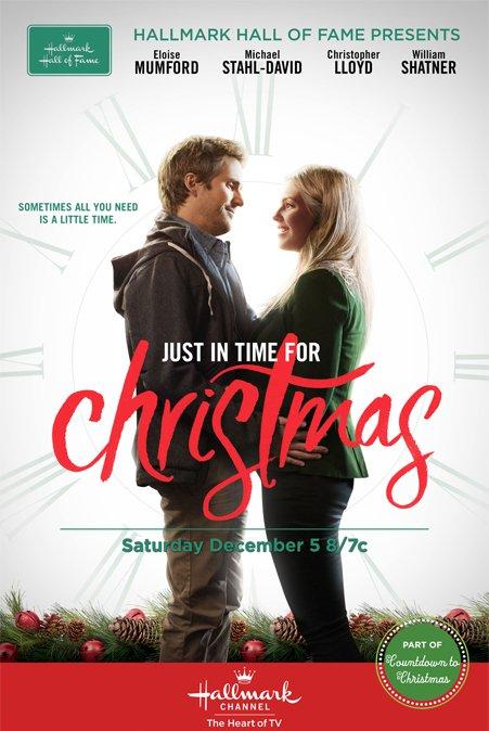 ზუსტად საშობაოდ / Just in Time for Christmas