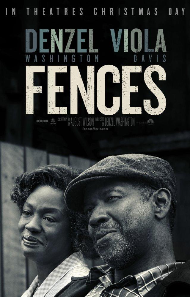 წინაღობანი / Fences