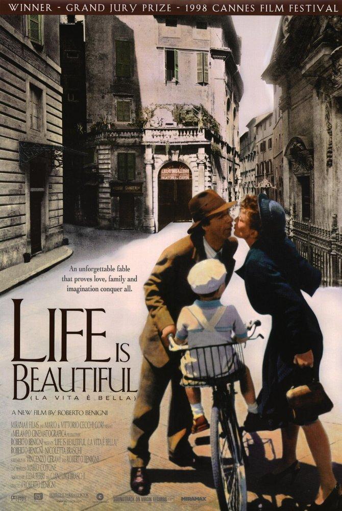 ცხოვრება მშვენიერია / Life Is Beautiful (La vita è bella)