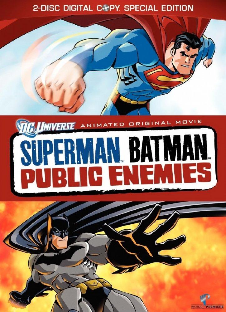 სუპერმენი/ ბეტმენი: სახალხო მტრები / Superman/Batman: Public Enemies