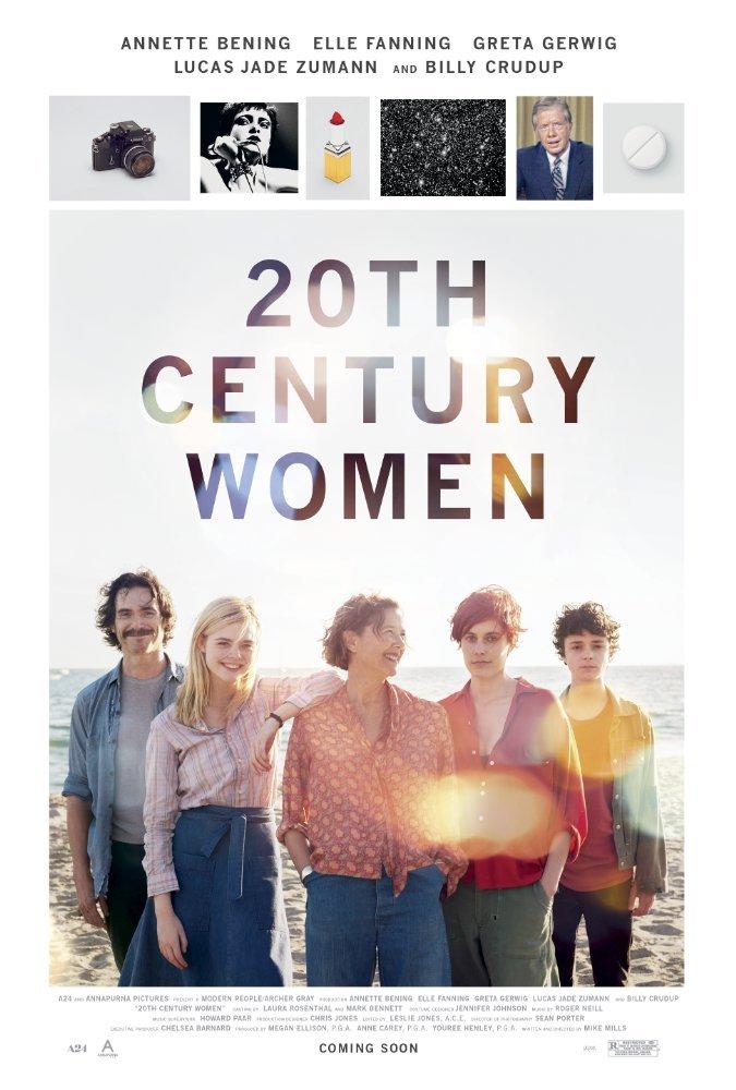 მეოცე საუკუნის ქალები / 20th Century Women