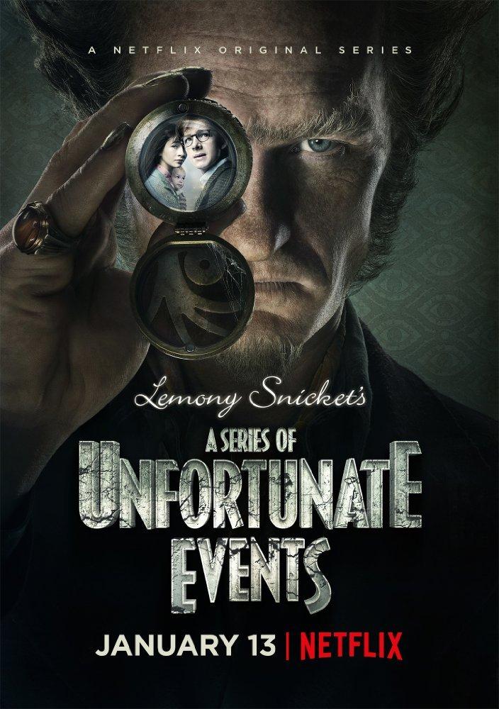 უიღბლო ამბების სერია სეზონი 1 A Series of Unfortunate Events Season 1
