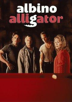 ალბინო ალიგატორი / Albino Alligator