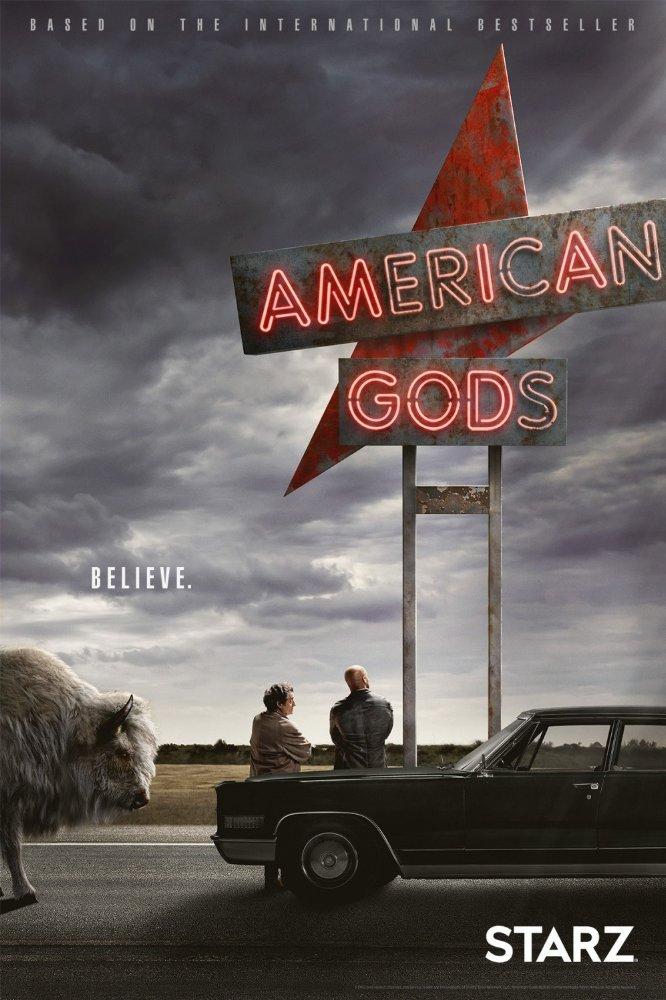 ამერიკელი ღმერთები სეზონი 1 American Gods Season 1