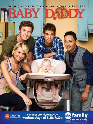 მამიკო სეზონი 3 Baby Daddy Season 3