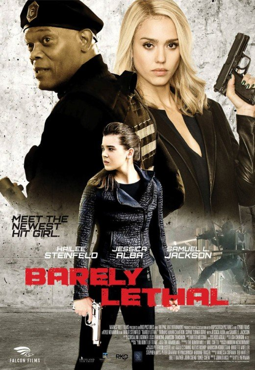 განსაკუთრებით სახიფათო / Barely Lethal