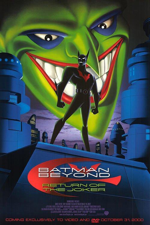 მომავლის ბეტმენი: ჯოკერი ბრუნდება / Batman Beyond: Return of the Joker