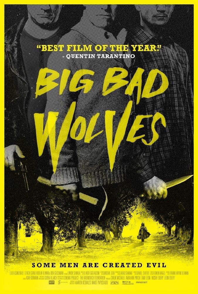 დიდი ბოროტი მგლები / Big Bad Wolves