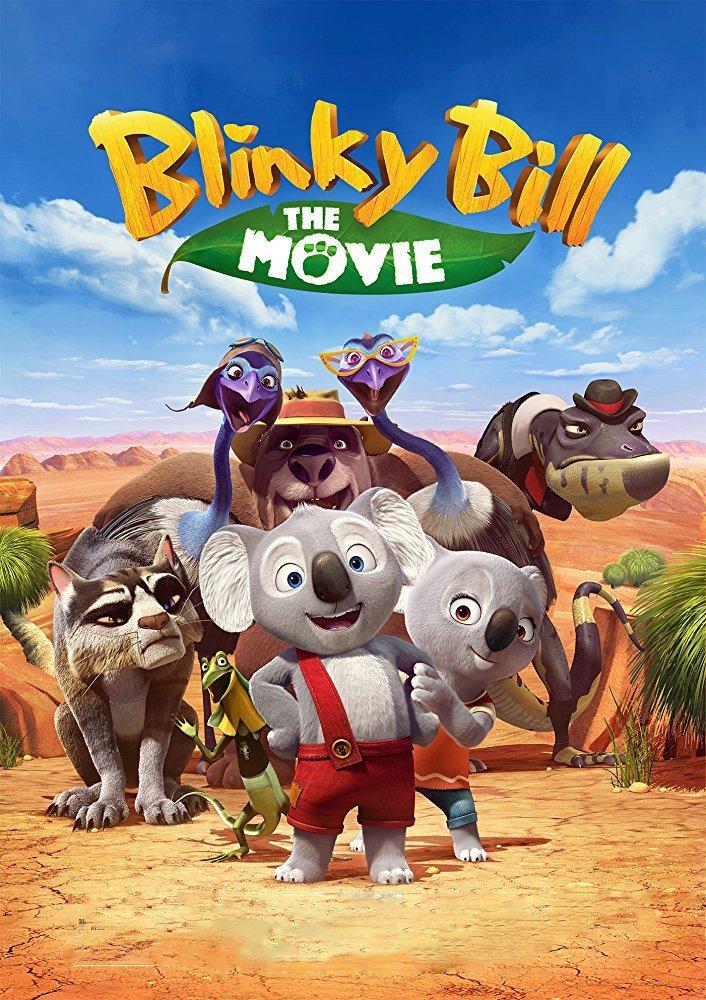 ბლინკი ბილი Blinky Bill the Movie